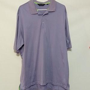 Golf polo by Ralph Lauren light purple XL (484)